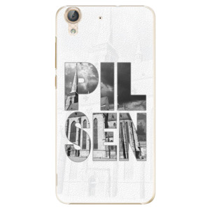 Plastové pouzdro iSaprio - Pilsen Bartoloměj na mobil Huawei Y6 II