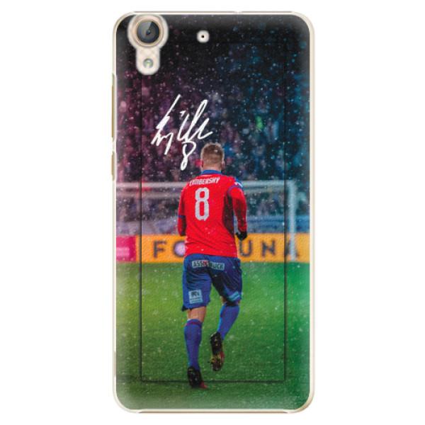 Plastový kryt iSaprio - Limba pro mobil Huawei Y6 II