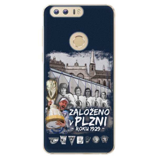 Plastový kryt iSaprio - Založeno v Plzni roku 1929 pro mobil Honor 8