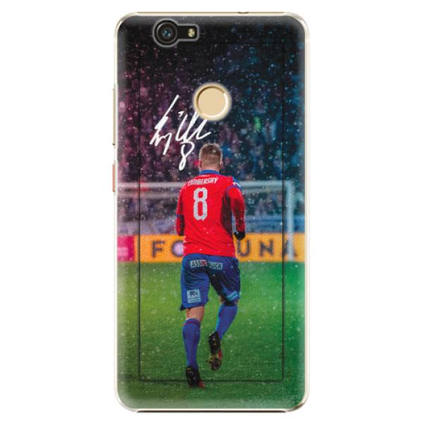 Plastový kryt iSaprio - Limba pro mobil Huawei Nova