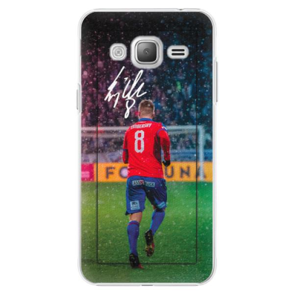 Plastový kryt iSaprio - Limba pro mobil Samsung Galaxy J3