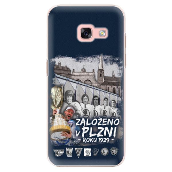 Plastový kryt iSaprio - Založeno v Plzni roku 1929 pro mobil Samsung Galaxy A3 2017