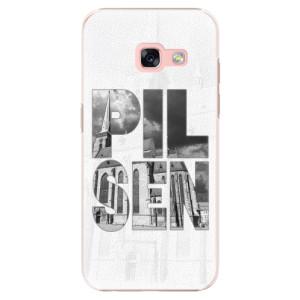 Plastové pouzdro iSaprio - Pilsen Bartoloměj na mobil Samsung Galaxy A3 2017