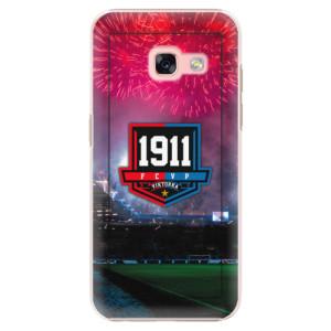 Plastové pouzdro iSaprio - FCVP 1911 Ohňostroj na mobil Samsung Galaxy A3 2017