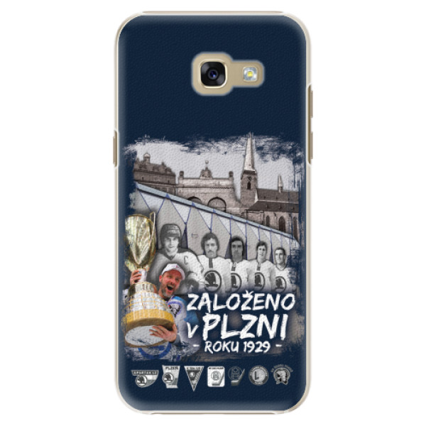 Plastový kryt iSaprio - Založeno v Plzni roku 1929 pro mobil Samsung Galaxy A5 2017