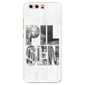 Plastové pouzdro iSaprio - Pilsen Bartoloměj na mobil Huawei P10