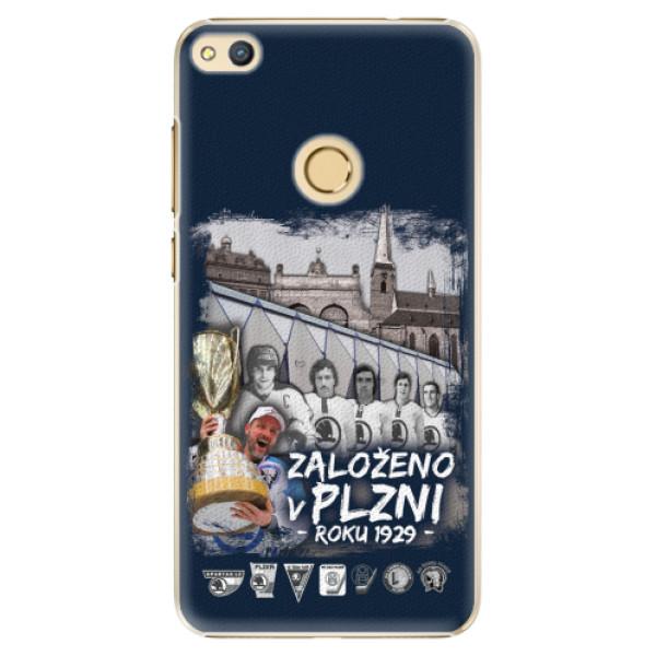 Plastový kryt iSaprio - Založeno v Plzni roku 1929 pro mobil Honor 8 Lite