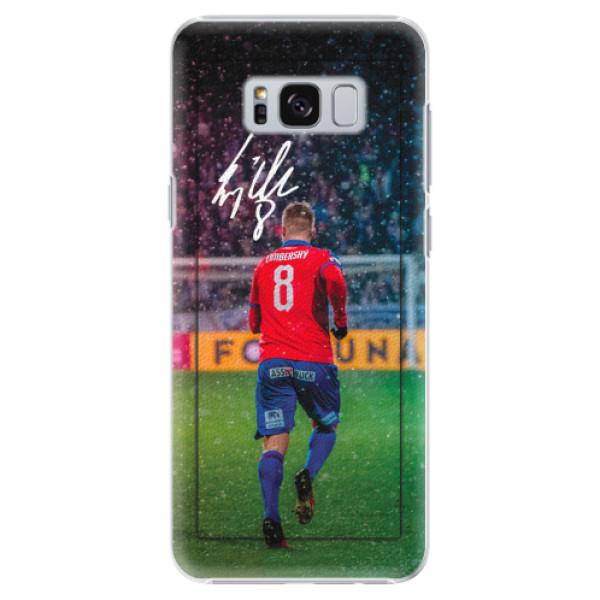 Plastový kryt iSaprio - Limba pro mobil Samsung Galaxy S8