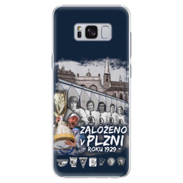 Plastový kryt iSaprio - Založeno v Plzni roku 1929 pro mobil Samsung Galaxy S8 Plus