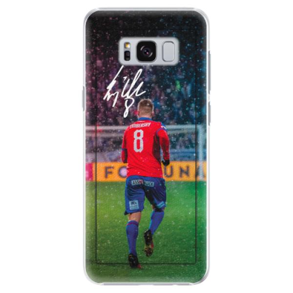 Plastový kryt iSaprio - Limba pro mobil Samsung Galaxy S8 Plus