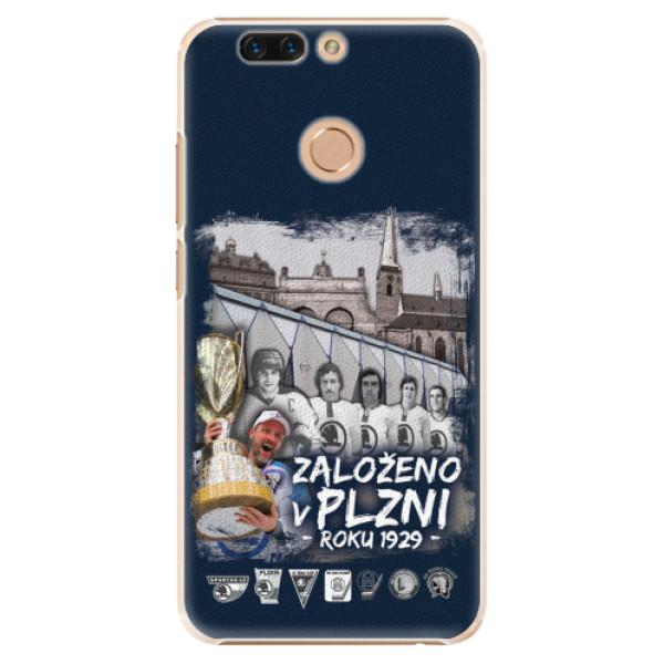Plastový kryt iSaprio - Založeno v Plzni roku 1929 pro mobil Honor 8 Pro