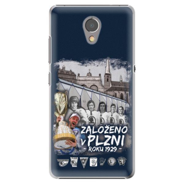 Plastový kryt iSaprio - Založeno v Plzni roku 1929 pro mobil Lenovo P2
