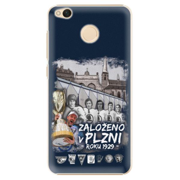 Plastový kryt iSaprio - Založeno v Plzni roku 1929 pro mobil Xiaomi Redmi 4X
