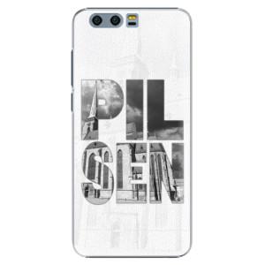 Plastové pouzdro iSaprio - Pilsen Bartoloměj na mobil Honor 9