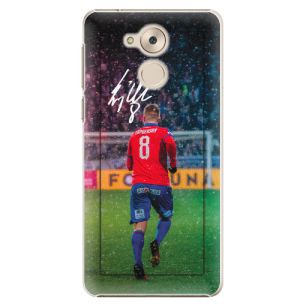 Plastový kryt iSaprio - Limba pro mobil Huawei Nova Smart