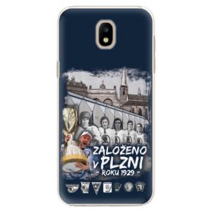 Plastové pouzdro iSaprio - Založeno v Plzni roku 1929 na mobil Samsung Galaxy J5 2017