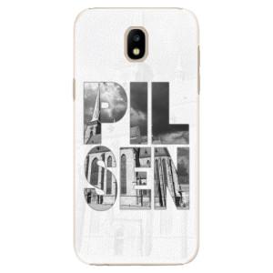 Plastové pouzdro iSaprio - Pilsen Bartoloměj na mobil Samsung Galaxy J5 2017