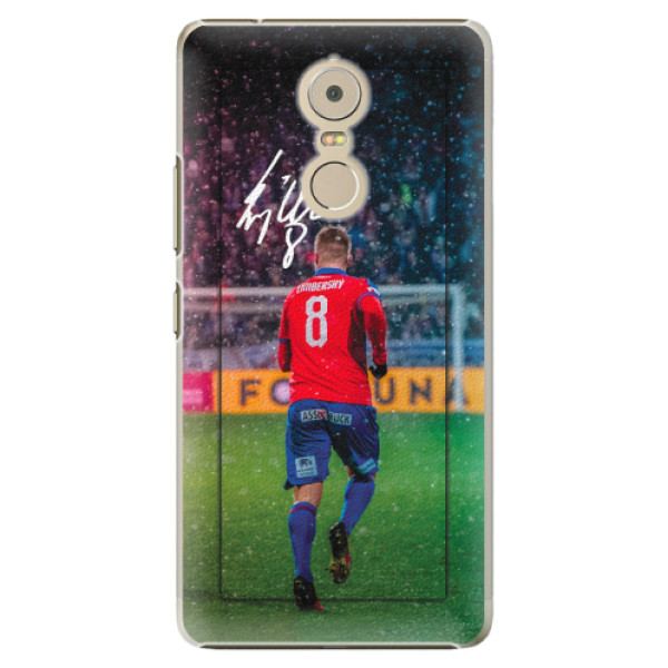 Plastový kryt iSaprio - Limba pro mobil Lenovo K6 Note