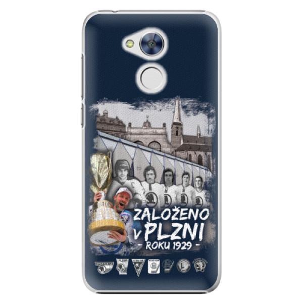 Plastový kryt iSaprio - Založeno v Plzni roku 1929 pro mobil Honor 6A
