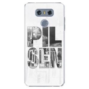 Plastové pouzdro iSaprio - Pilsen Bartoloměj na mobil LG G6 (H870)