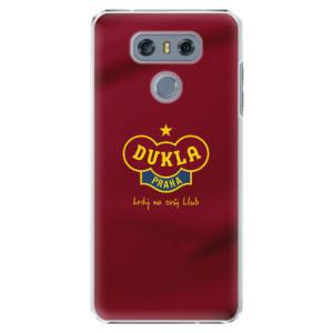 Plastové pouzdro iSaprio - FK Dukla Praha na mobil LG G6 (H870)