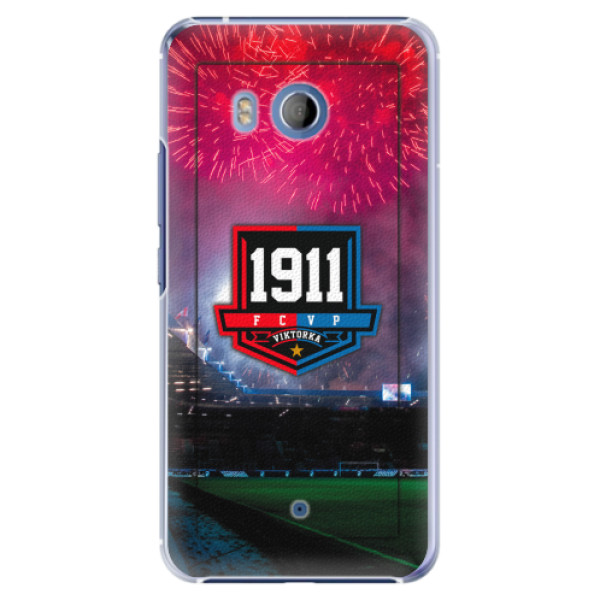 Plastový kryt iSaprio - FCVP 1911 Ohňostroj pro mobil HTC U11