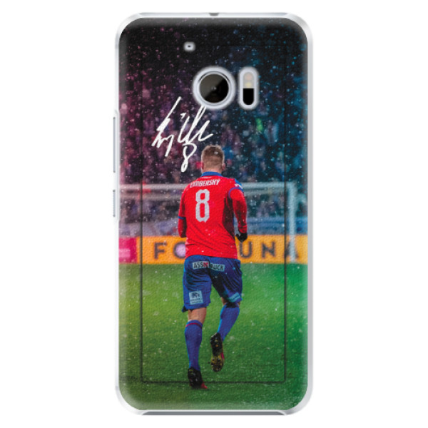 Plastový kryt iSaprio - Limba pro mobil HTC 10