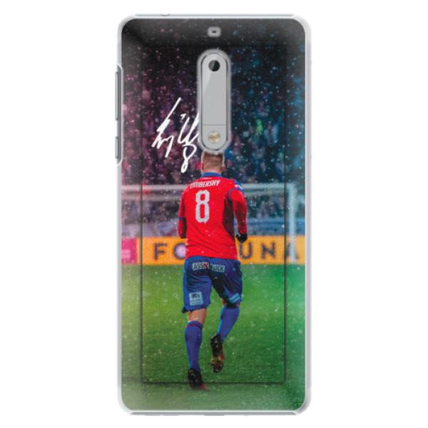 Plastový kryt iSaprio - Limba pro mobil Nokia 5