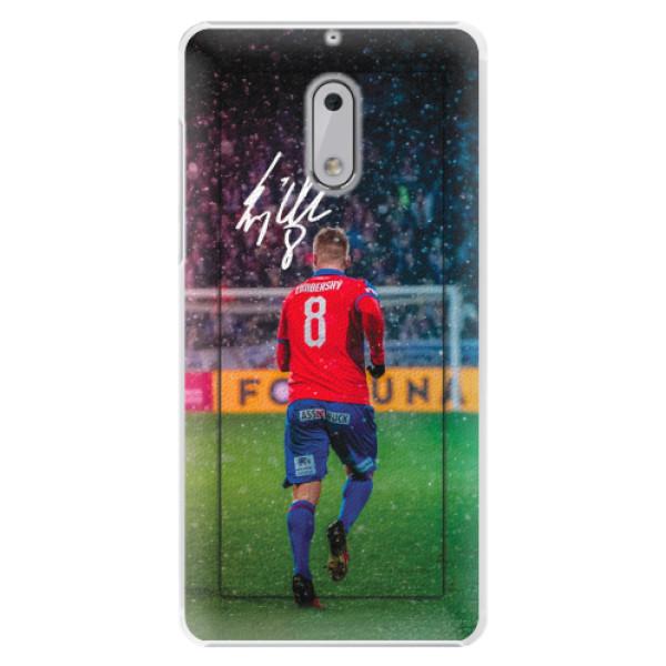 Plastový kryt iSaprio - Limba pro mobil Nokia 6
