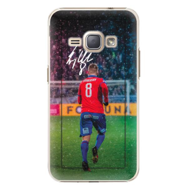 Plastový kryt iSaprio - Limba pro mobil Samsung Galaxy J1 2016