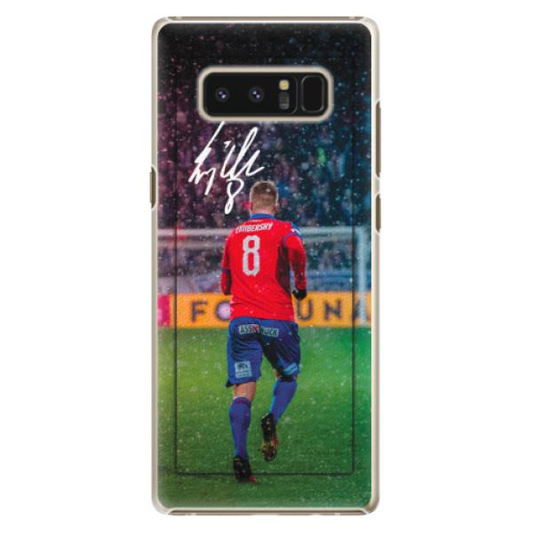 Plastový kryt iSaprio - Limba pro mobil Samsung Galaxy Note 8