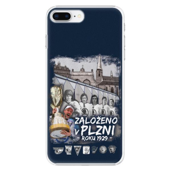 Plastový kryt iSaprio - Založeno v Plzni roku 1929 pro mobil Apple iPhone 8 Plus