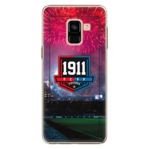 Plastový kryt iSaprio - FCVP 1911 Ohňostroj pro mobil Samsung Galaxy A8 2018