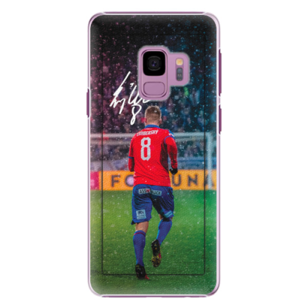 Plastový kryt iSaprio - Limba pro mobil Samsung Galaxy S9