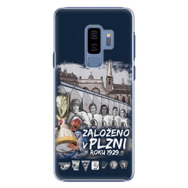 Plastový kryt iSaprio - Založeno v Plzni roku 1929 pro mobil Samsung Galaxy S9 Plus