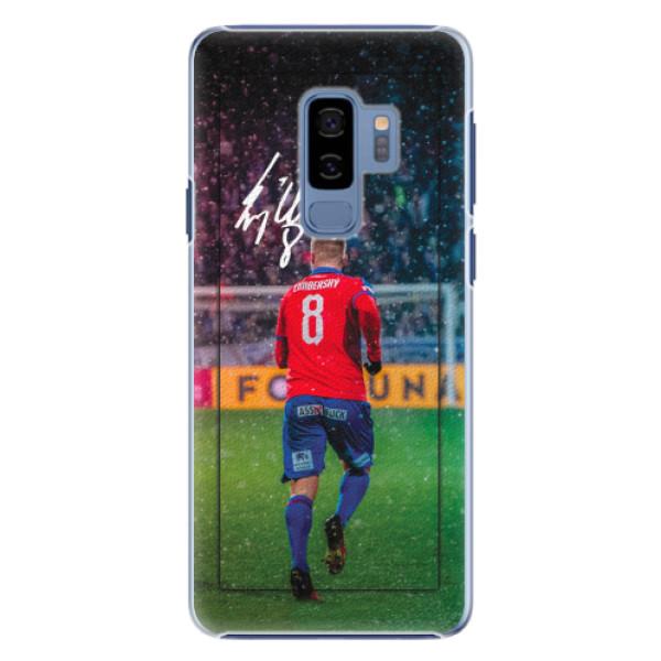 Plastový kryt iSaprio - Limba pro mobil Samsung Galaxy S9 Plus