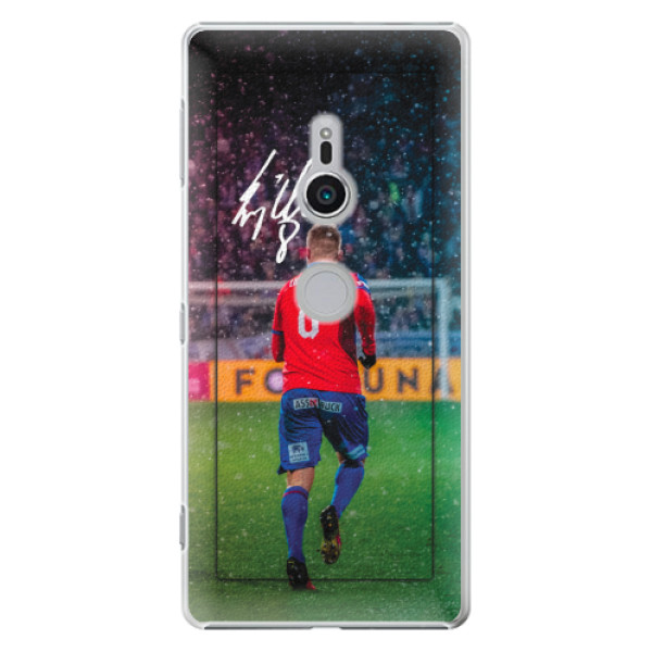Plastový kryt iSaprio - Limba pro mobil Sony Xperia XZ2