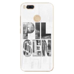 Plastové pouzdro iSaprio - Pilsen Bartoloměj na mobil Xiaomi Mi A1