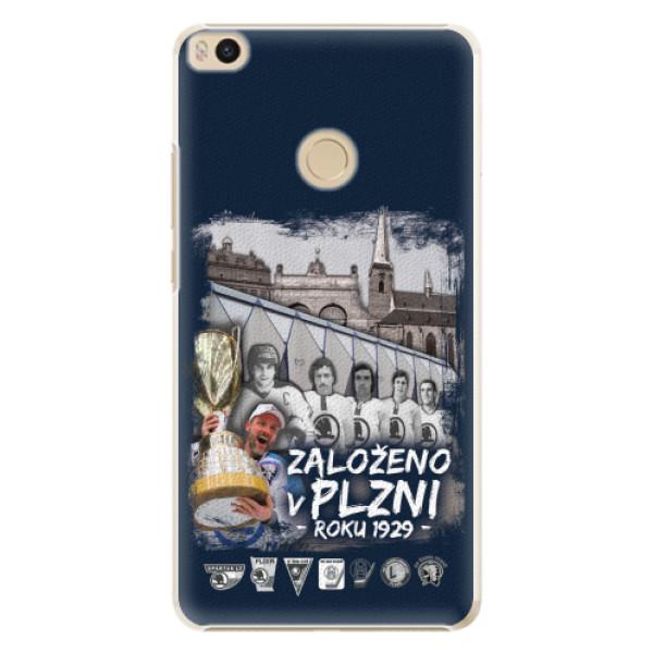 Plastový kryt iSaprio - Založeno v Plzni roku 1929 pro mobil Xiaomi Mi Max 2