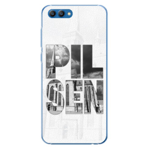 Plastové pouzdro iSaprio - Pilsen Bartoloměj na mobil Honor View 10