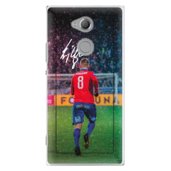 Plastový kryt iSaprio - Limba pro mobil Sony Xperia XA2 Ultra