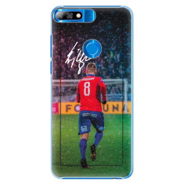 Plastový kryt iSaprio - Limba pro mobil Huawei Y7 Prime 2018