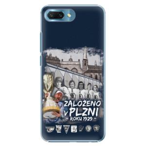 Plastové pouzdro iSaprio - Založeno v Plzni roku 1929 na mobil Honor 10