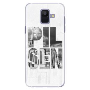 Plastové pouzdro iSaprio - Pilsen Bartoloměj na mobil Samsung Galaxy A6
