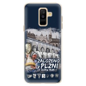 Plastové pouzdro iSaprio - Založeno v Plzni roku 1929 na mobil Samsung Galaxy A6 Plus