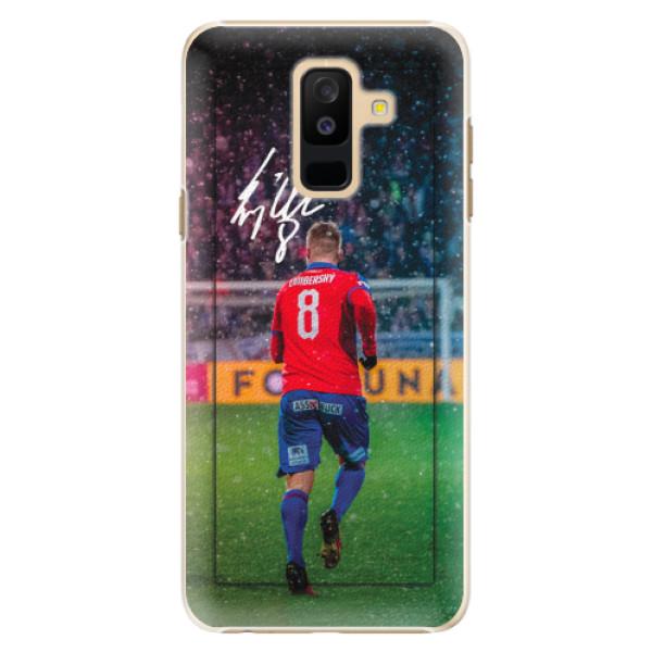 Plastový kryt iSaprio - Limba pro mobil Samsung Galaxy A6 Plus