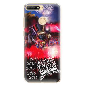 Plastový kryt iSaprio - Viktorka FCVP 1911 Tituly pro mobil Huawei Y6 Prime 2018
