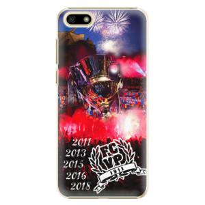 Plastový kryt iSaprio - Viktorka FCVP 1911 Tituly pro mobil Huawei Y5 2018