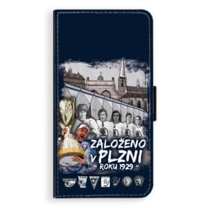 Flipové pouzdro iSaprio - Založeno v Plzni roku 1929 na mobil Samsung Galaxy S6