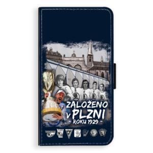 Flipové pouzdro iSaprio - Založeno v Plzni roku 1929 na mobil Samsung Galaxy A3
